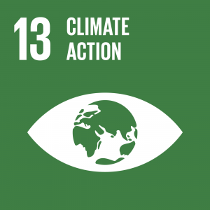 Target 13.3 Improve education, awareness-raising and human and institutional capacity on climate change mitigation, adaptation, impact reduction and early warning.